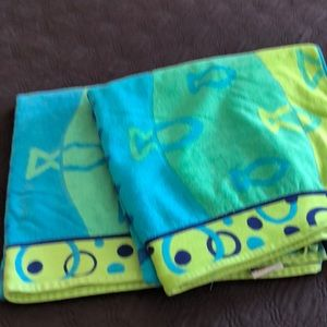 Palm Cove Accessories Two Beautiful Cotton Beach Towels Poshmark